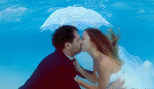 水族館で結婚式をあげたい…そんな夢が叶います!